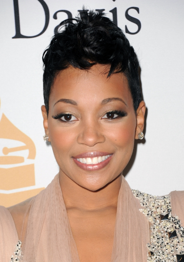 Sexy Celebrity Short Hairstyles