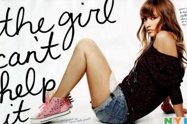 Olivia Wilde In Nylon Magazine - Hot Girls Wallpaper