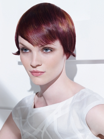 Short Layered Hairstyles For Fall