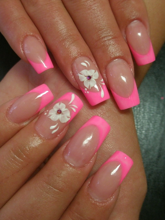 Nail Art Designs 2017 Ideas Images Tutorial Step By Flowers Pics Photos Wallpapers