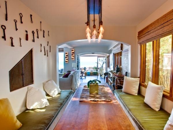 Charlize Theron Malibu Home
