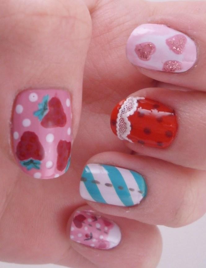 My Sweet Pink Nails