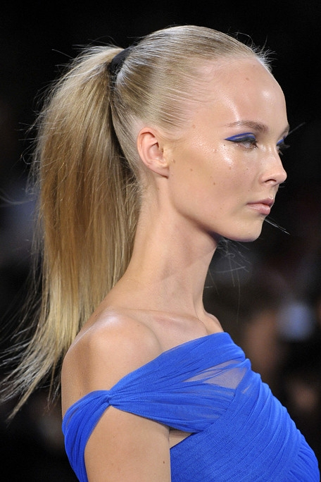 Flirty Runway Inspired Hairstyles For 2012