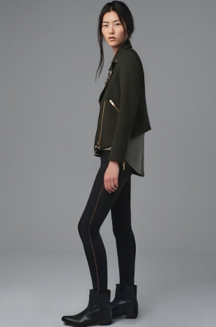 Zara August 2012 Lookbook