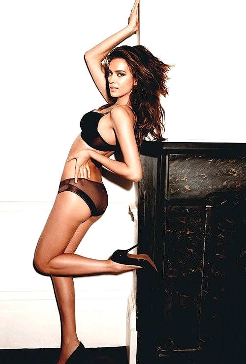 Irina Shayk Covers Esquire, Says She Would Never Do Playboy.