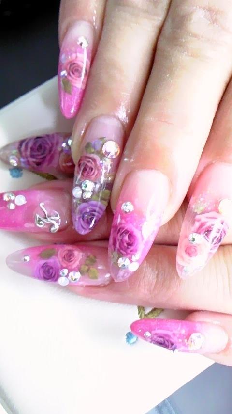 Glamorous Nail Art Designs Dailymotion In Urdu
