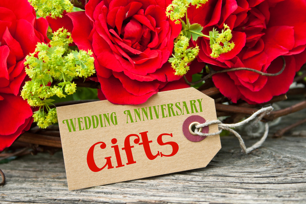 1 To 15 Wedding Anniversary Gifts By Year