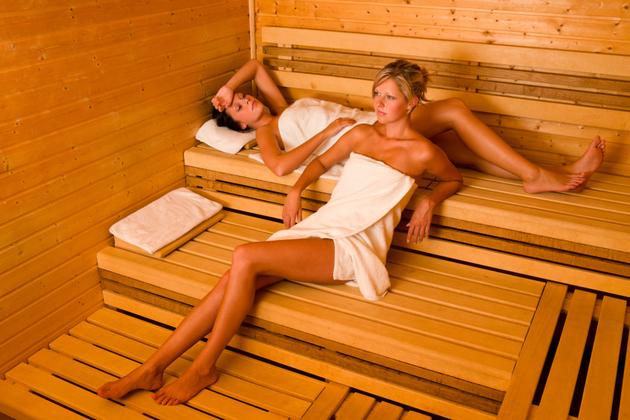 Sauna - Marijuana Detox Plan