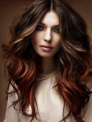 chocolate brown hair color ideas