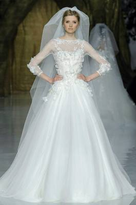 Elie By Elie Saab 2014 Bridal Collection  (2)