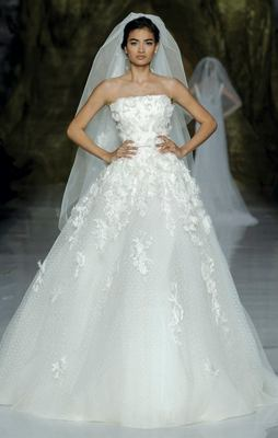 Elie By Elie Saab 2014 Bridal Collection  (6)