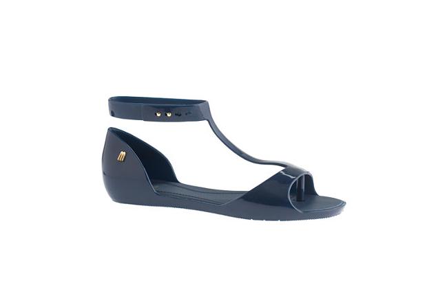 J.Crew Melissa Shoes  Navy