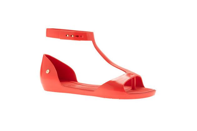 J.Crew x Melissa Shoes
