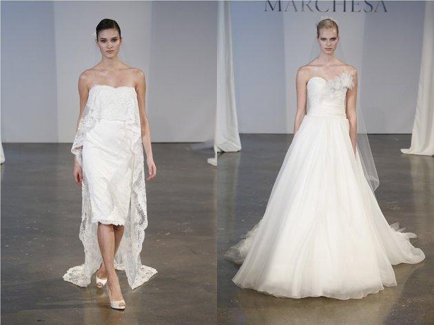 Marchesa Spring 2014 Bridal Collection