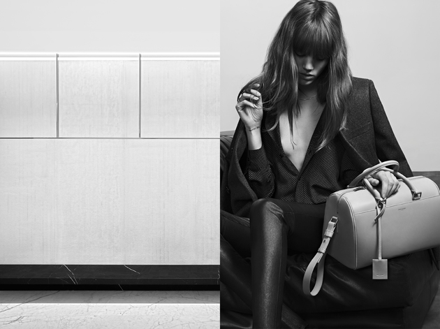 Saint Laurent Campaign 2013