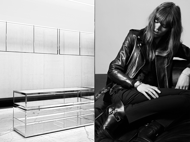 Saint Laurent Pre Fall 2013 Campaign
