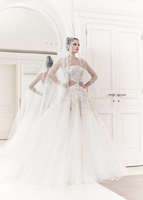 Zuhair Murad Spring Summer 2014 Bridal Collection  (11)