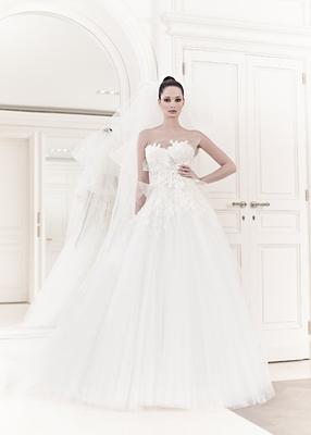 Zuhair Murad Spring Summer 2014 Bridal Collection  (13)