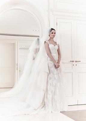 Zuhair Murad Spring Summer 2014 Bridal Collection  (14)