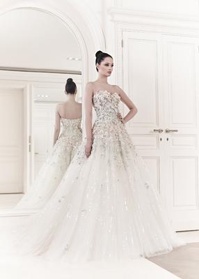 Zuhair Murad Spring Summer 2014 Bridal Collection  (17)