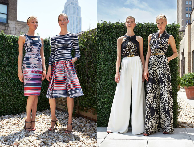 Carolina Herrera Resort 2014 Collection