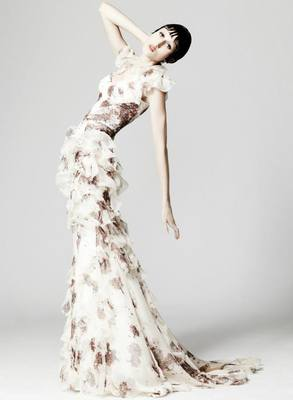 Zac Posen Resort 2014 Collection  (13)