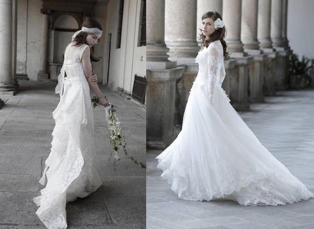 Alberta Ferretti 2014 Bridal Collection