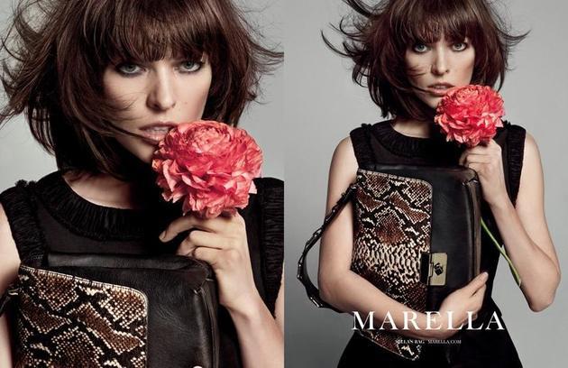 Marella Fall 2013 Ads