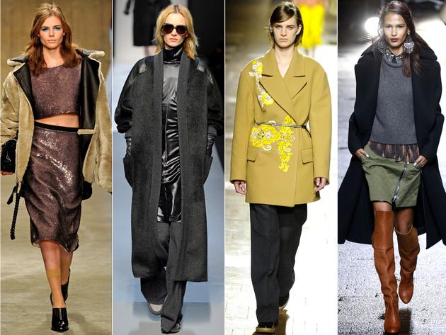 Oversized Coat Trend