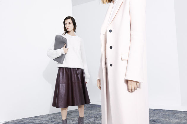 Zara Pre Fall 2013 Lookbook