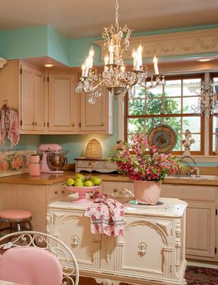Vintage Kitchen Design 2014