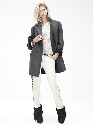 Blazer Isabel Marant For Hm