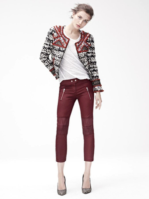 Boucle Jacket Isabel Marant For Hm