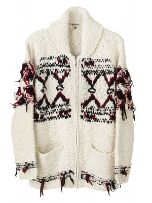 Isabel Marant For Hm Knitted Jacket
