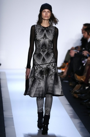 Herve Leger by Max Azria Fall 2013 Collection