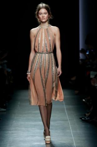 Bottega Veneta at Milan Fashion Week Fall 2013