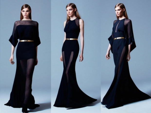 Elie Saab Pre-Fall 2013 Collection