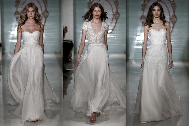 Bridal Fashion Trends Spring Summer 2015
