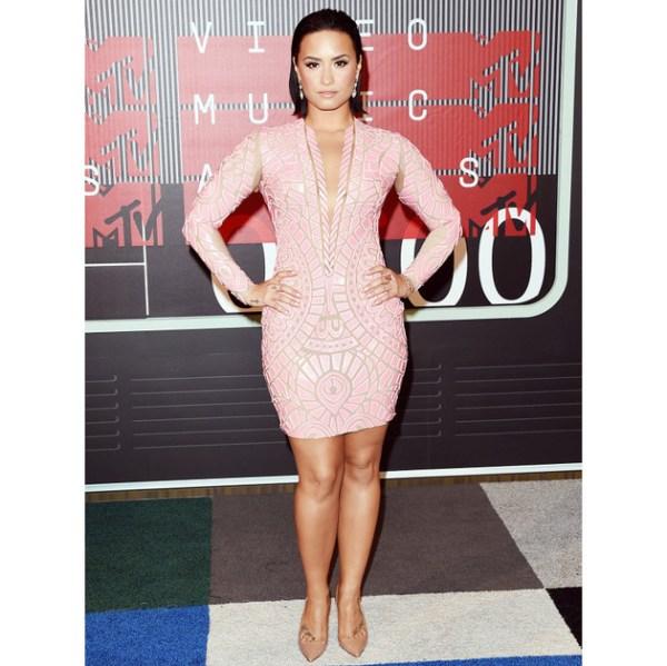 Demi Lovato 2015 Video Music Awards