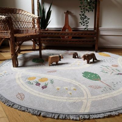 https www berceaumagique com produit nattiot tapis rond little garden 120 cm 147774 html
