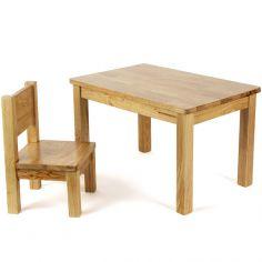 petite chaise et table