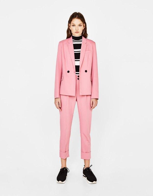 Conjunto blazer & pantalon tailoring