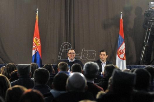 Otadžbina: Vučićeva poseta Kosovu nije donela ništa novo