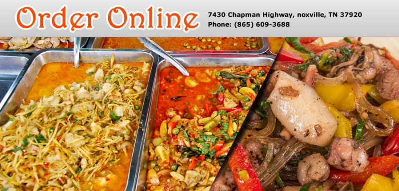 Thai Food Knoxville Tn