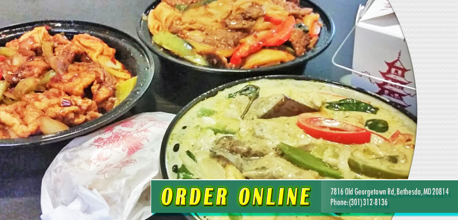 Banana Leaves Asian Cafe Order Online Bethesda Md 20814 Chinese