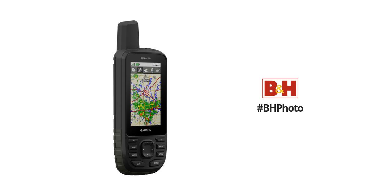 Garmin Gpsmap 66s Multi Satellite Handheld Navigator