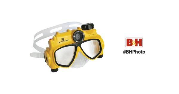 Liquid Image Digital Underwater 5MP Camera Mask 302LIQUIDIMAGE
