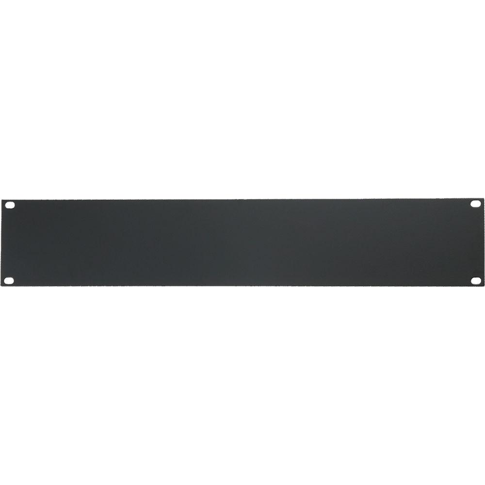 atlas sound cb2 blank panels for rackmount cabinets 2ru