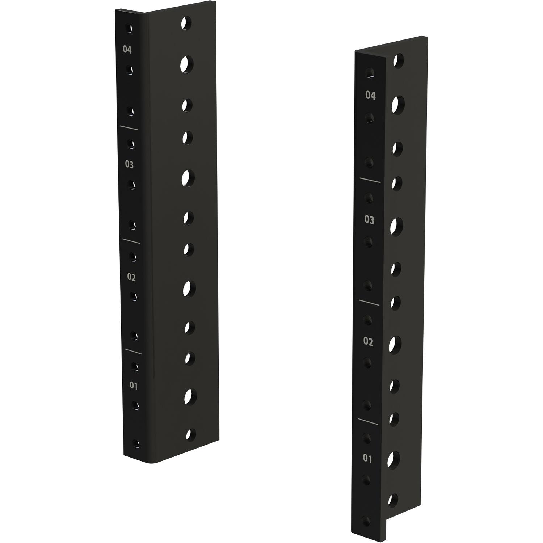 gator rack rail for 4 ru rackmount cases