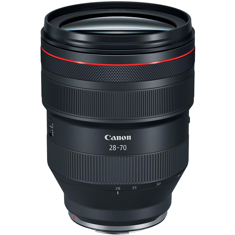 Canon RF 28-70mm f/2L USM Lens 2965C002 B&H Photo Video